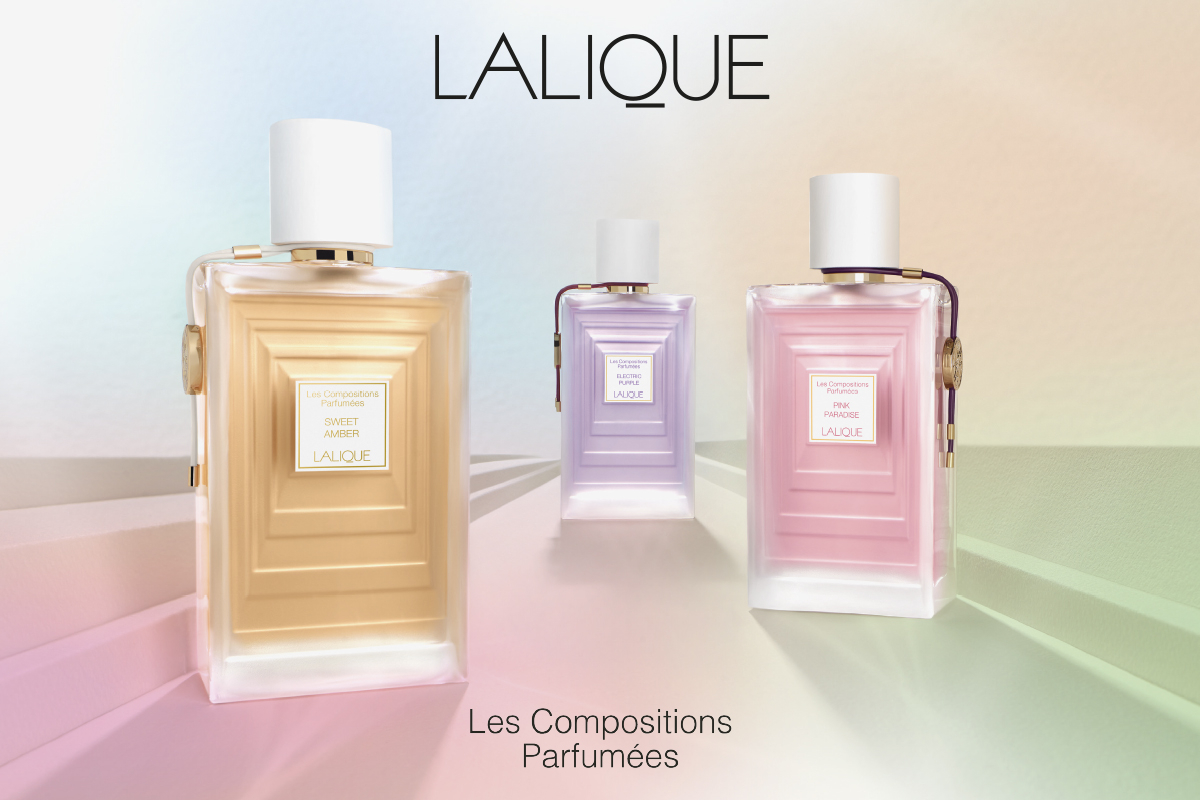 Les Compositions Parfumees