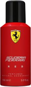 Ferrari Red Deodorant Spray