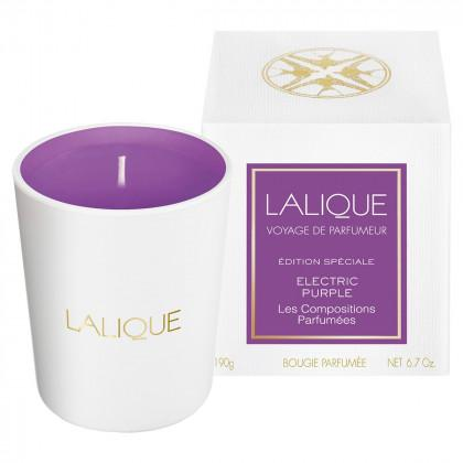 Electric Purple Candle