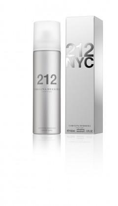 212 Deodorant Spray