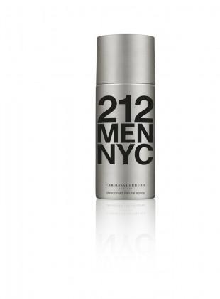 212 men Deodorant Spray
